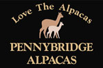 Pennybridge Alpacas Logo